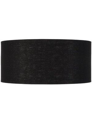 GOOD&MOJO Shade hanging/Vloerlamp eco linen, zwart