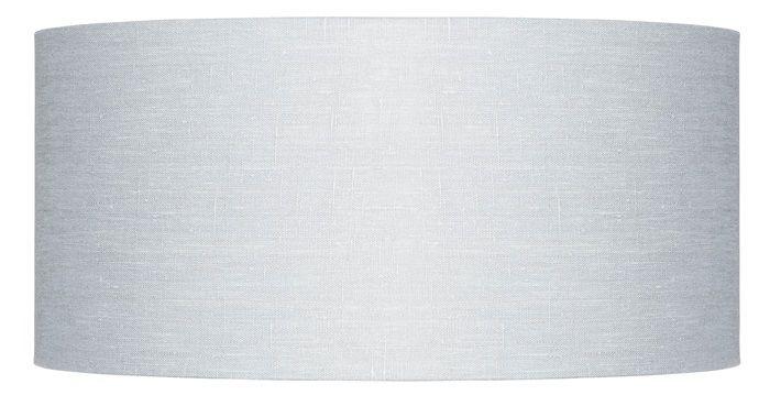 GOOD&MOJO Shade hanging/table/Vloerlamp eco linen, licht grijs
