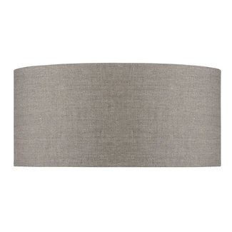 GOOD&MOJO Shade hanging/table/Vloerlamp eco linen, donker
