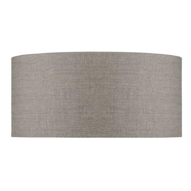 Shade hanging/table/Vloerlamp eco linen, donker