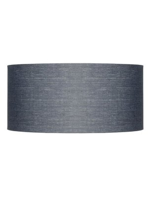 GOOD&MOJO Shade hanging/table/Vloerlamp eco linen, donker grey