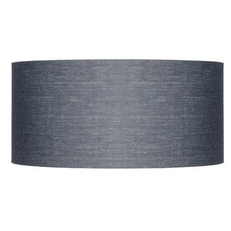 GOOD&MOJO Shade hanging/table/Vloerlamp eco linen, donker grey