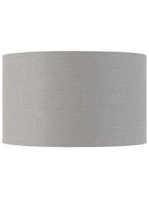 GOOD&MOJO Shade hanging/table/Vloerlamp eco linen, l.grey