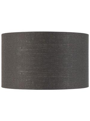 GOOD&MOJO Shade hanging/table/Vloerlamp eco linen, d.grey