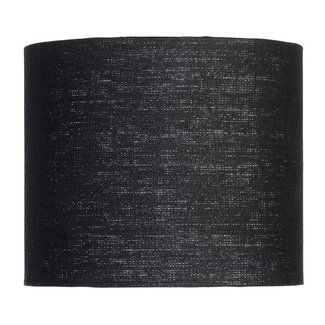 GOOD&MOJO Shade hanging/table/Vloerlamp eco linen, zwart