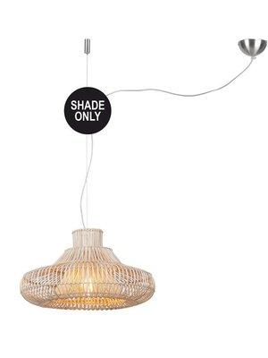 GOOD&MOJO Shade Hanglamp Kalahari rattan, naturel, S
