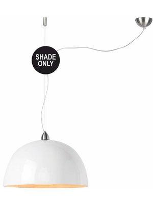 GOOD&MOJO Shade Hanglamp bamboo Halong, wit