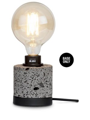 GOOD&MOJO Tafellamp system zwart, Galapagos Tafellamp