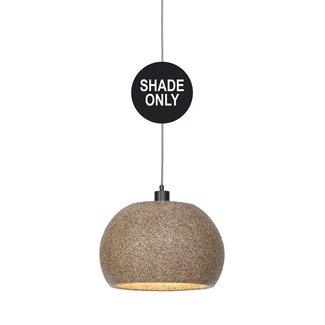 GOOD&MOJO Shade Hanglamp Bohol hout chips rond, naturel