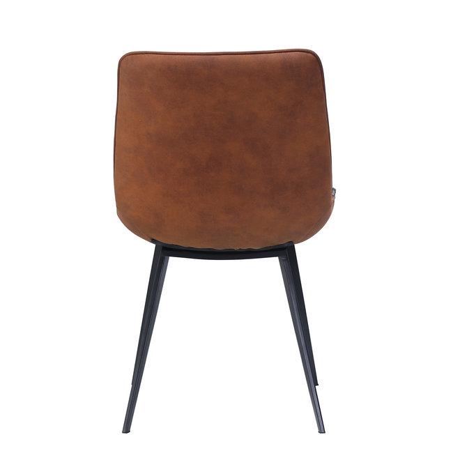 Brix Chair Floyd Cognac