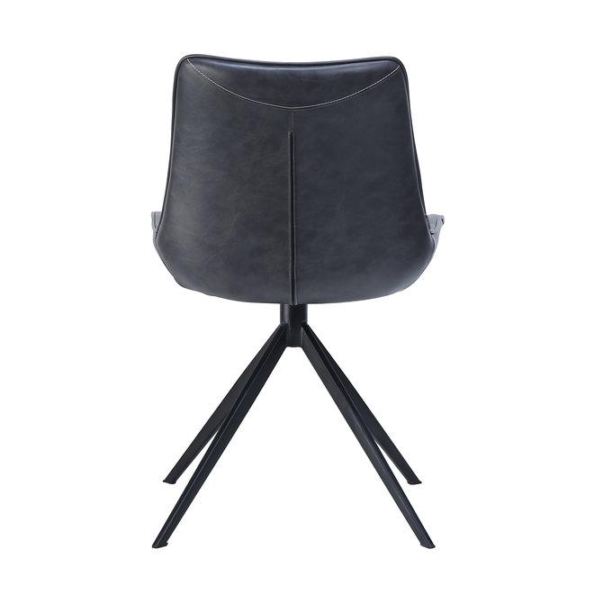Brix Chair Lewis antraciet