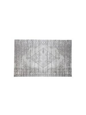 Brix Brix Kelly Charcoal grijs 170x240 cm