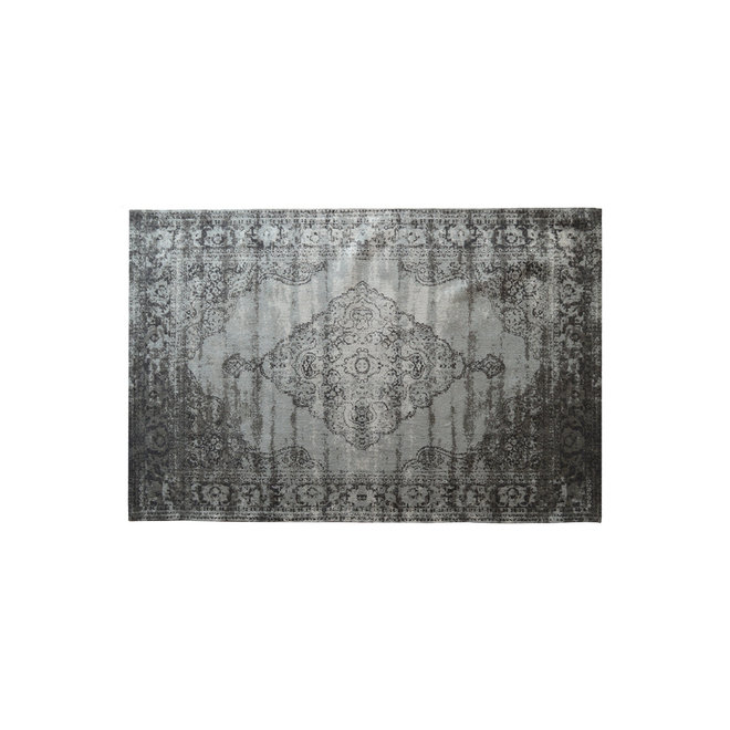 Brix Kelly Dove grijs 170x240 cm