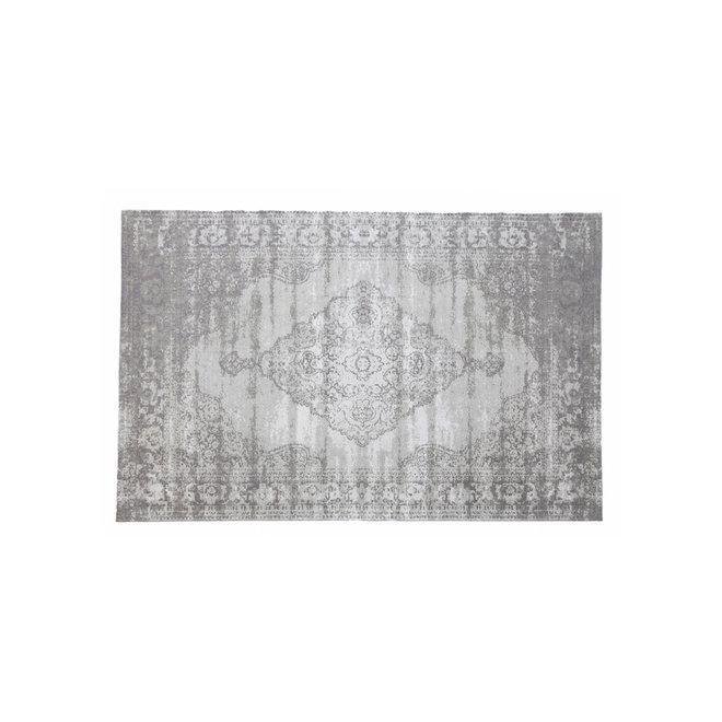 Brix Kelly Charcoal grijs 200x290 cm