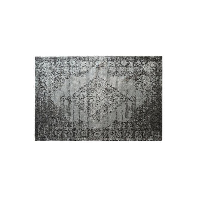 Brix Kelly Dove grijs 200x290 cm