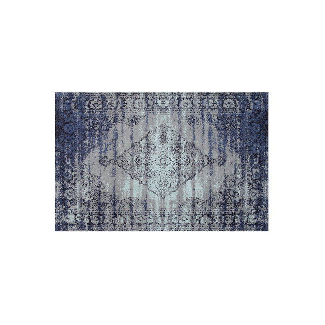Brix Kelly Indigo Blue 170x240 cm