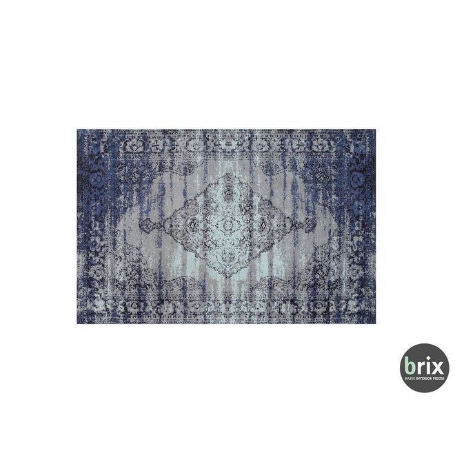 Brix Kelly Indigo Blue 200x290 cm