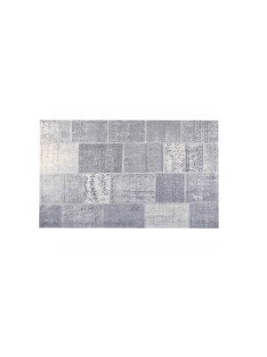 Brix Brix Patty zilver 170x240 cm