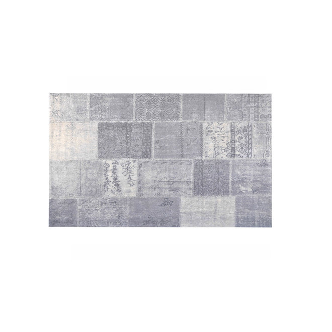 Brix Patty zilver 170x240 cm