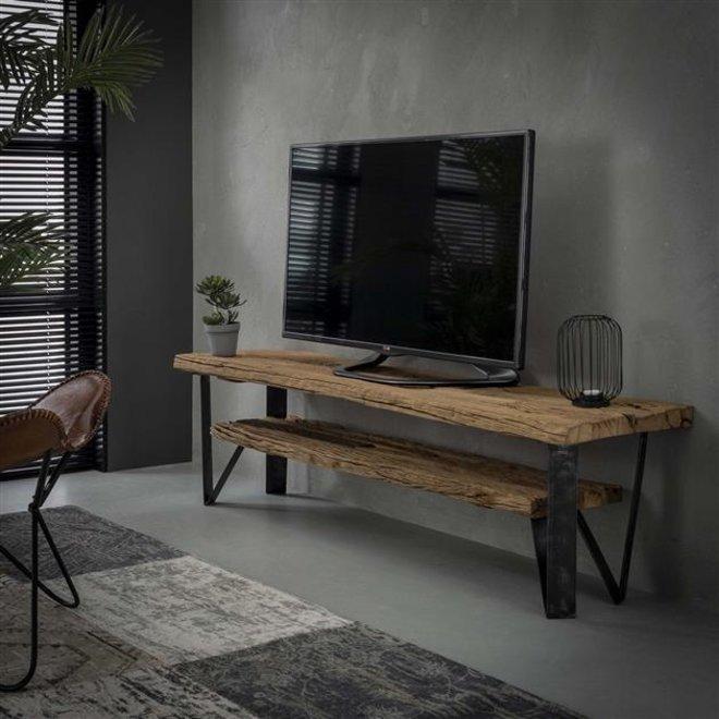 TV-meubel Wagonhout Industrieel 160cm