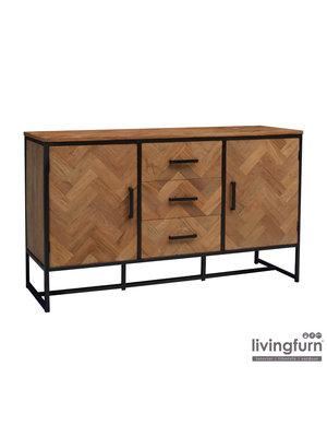 Livingfurn Dressoir Accent 145cm