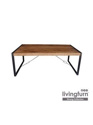 Livingfurn Eettafel - Strong 240 x 100 cm