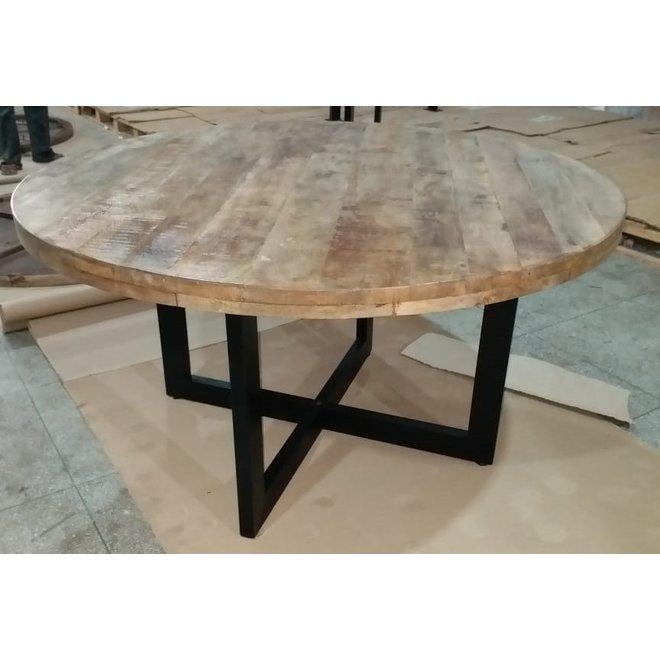 Eettafel - Strong round 140cm