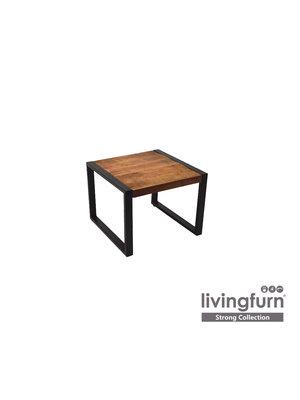 Livingfurn Salontafel - Strong 60x60 cm