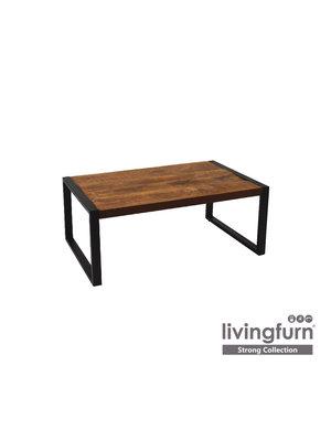 Livingfurn Salontafel - Strong 110x60 cm