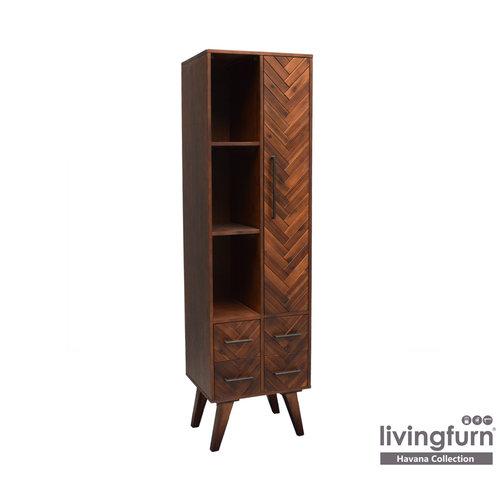 Livingfurn Wandkast - Havana 50 cm