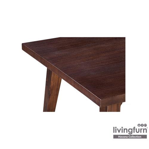 Livingfurn Eettafel Havana 180 cm
