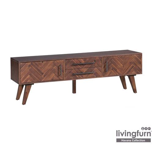 Livingfurn TV-meubel Havana 160 cm