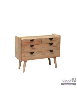 Livingfurn Dressoir - Bjorn A 100 cm
