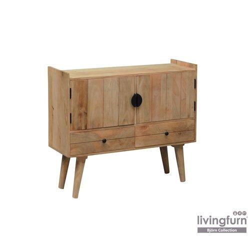 Livingfurn Dressoir - Bjorn B 100 cm