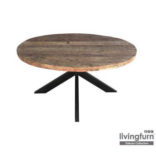 Eettafel - Dakota Round 150 cm