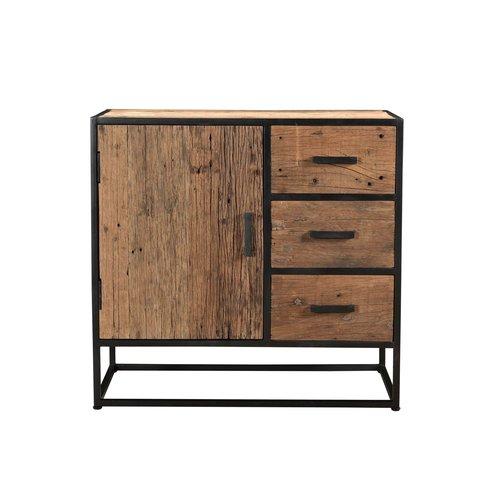 Livingfurn Side Table - Dakota 85 cm