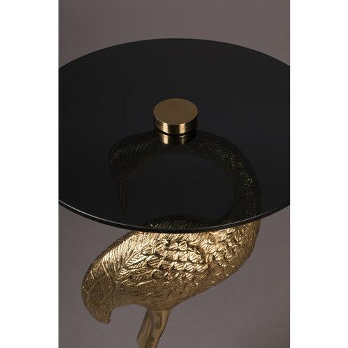 Dutchbone Crane side table - gold