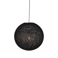 Hanglamp Twist Zwart