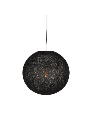 LABEL51 Hanglamp Twist Zwart