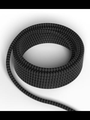 Calex Strijkijzersnoer Zwart 150cm