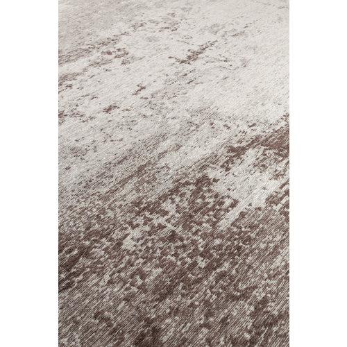 Dutchbone Vloerkleed Caruso 170X240 Distressed bruin