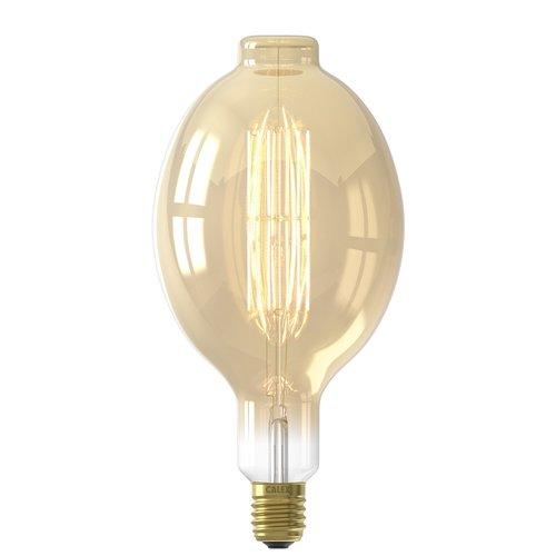 Calex Giant Filament Colosseum Gold LED lamp Dimbaar 240V