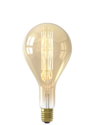 Calex Giant Filament Splash Gold LED lamp Dimbaar 240V