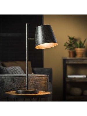 Alaska Tafellamp Industrieel Verstelbaar Kap
