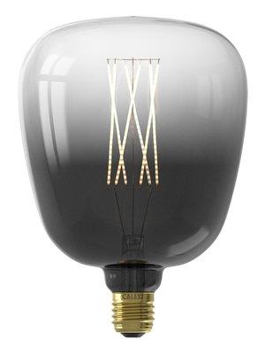 Calex Kiruna Moonstone Black led lamp 4W 150lm 2200K Dimbaar