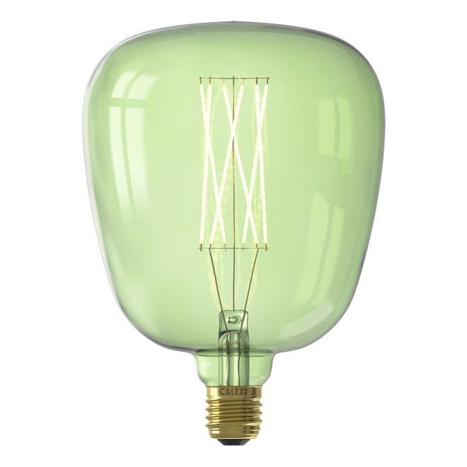 Kiruna Emerald Green led lamp 4W 200lm 2200K Dimbaar