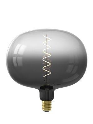 Calex Boden Moonstone Black led lamp 4W 75lm 2200K Dimbaar