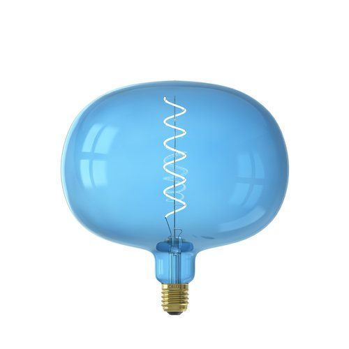 Calex Boden Sapphire Blue led lamp 4W 80lm 2200K Dimmable