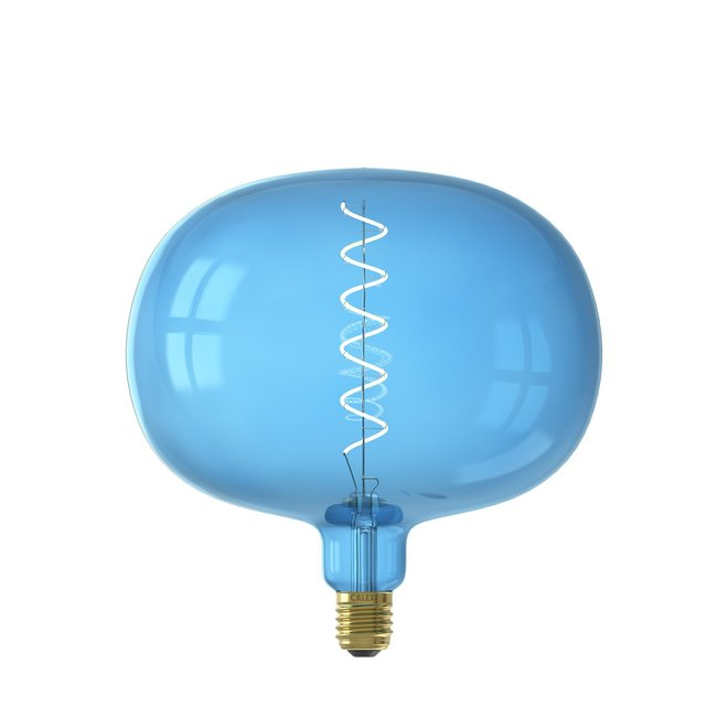 Boden Sapphire Blue led lamp 4W 80lm 2200K Dimmable