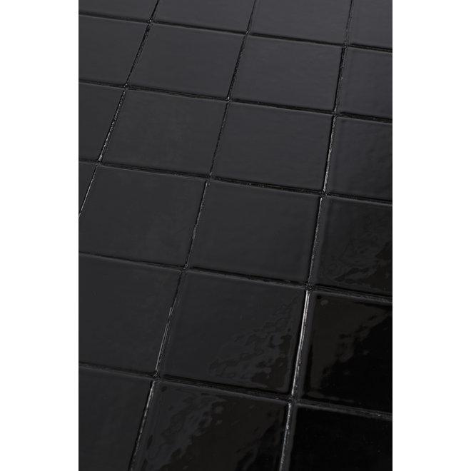Salontafel Glazed Zwart